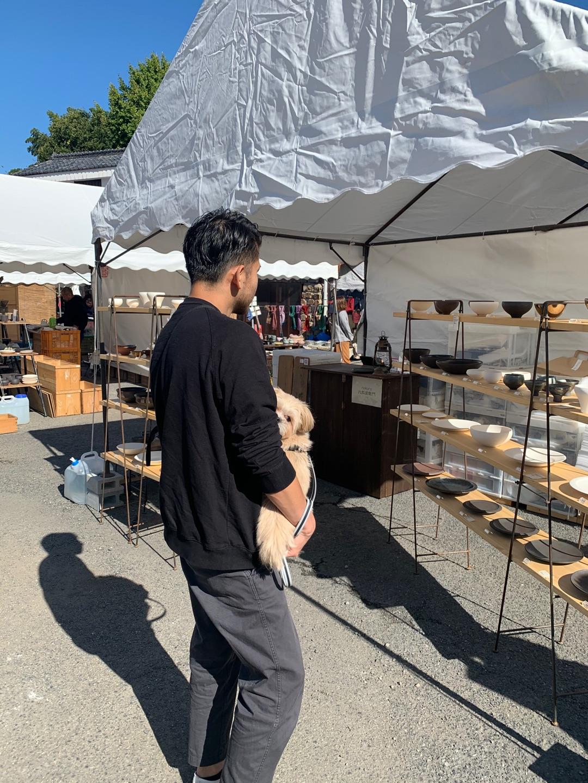 初めての益子陶器市