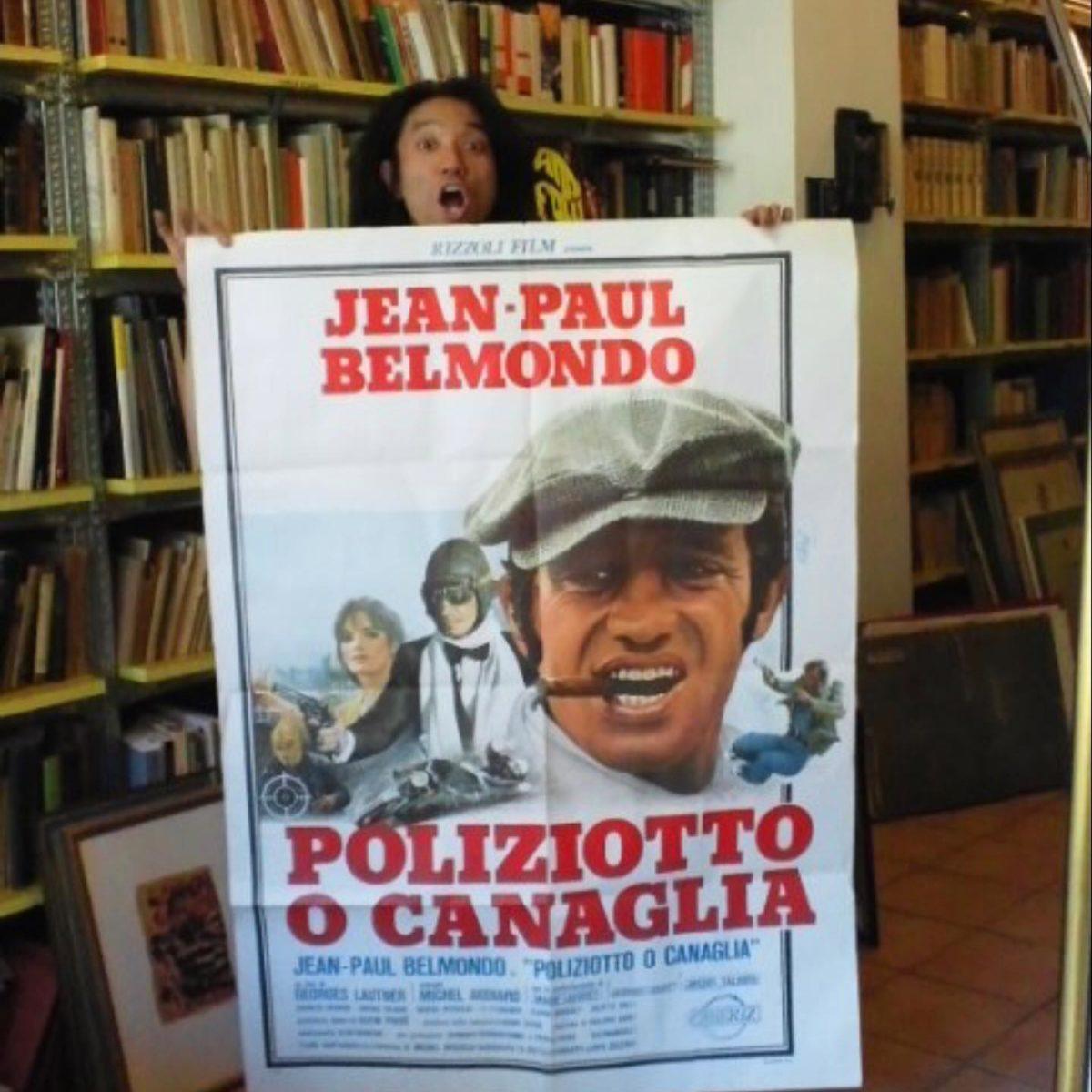 60〜70年代の物が好きで、その時代の映画のポスターをミラノで買い漁った時期がある  買ってきたポスターをジョイフルホンダで額縁を作り飾った。  中でも イタリアの国民的?マンガ家イラストレーター GUIDO CREPAXのポスターは 超希少品だ。      #高崎ビューティーモード専門学校